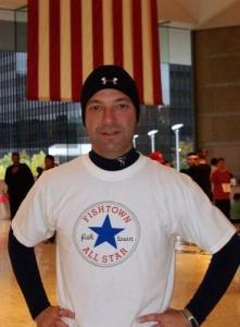 David April, presidente Fishtown Beer Runners