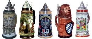 Jarras alemanas de colección