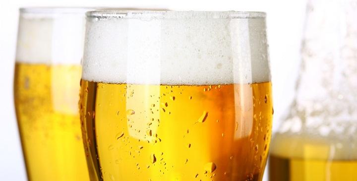 Cerveza y dieta