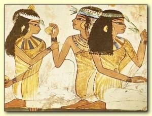 Cervezas en Egipto