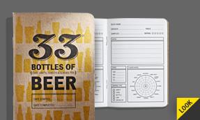 Cuaderno de notas para amantes de la cerveza