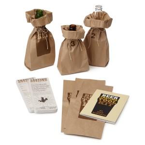 Kit de cata de cerveza: cuadernos, bolsas, guía y etiquetas