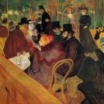 Les cuatre chat - Lautrec