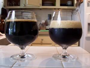 Stout vs porter