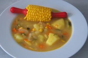 Caldo de millo
