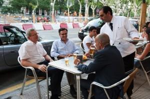 De cerveceo por Madrid