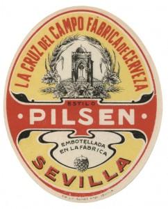 Etiqueta Pilsen