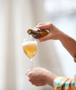 Sirviendo una cerveza perfecta