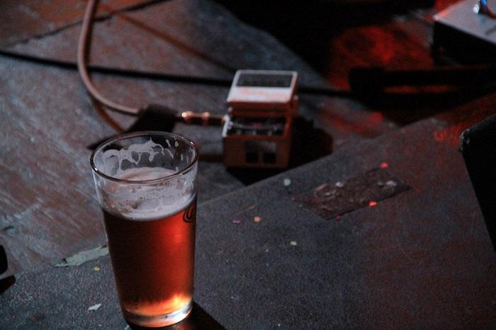 Cerveza y música