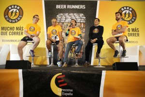 Embajadores beer runners