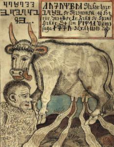 Vikingo en el valhalla