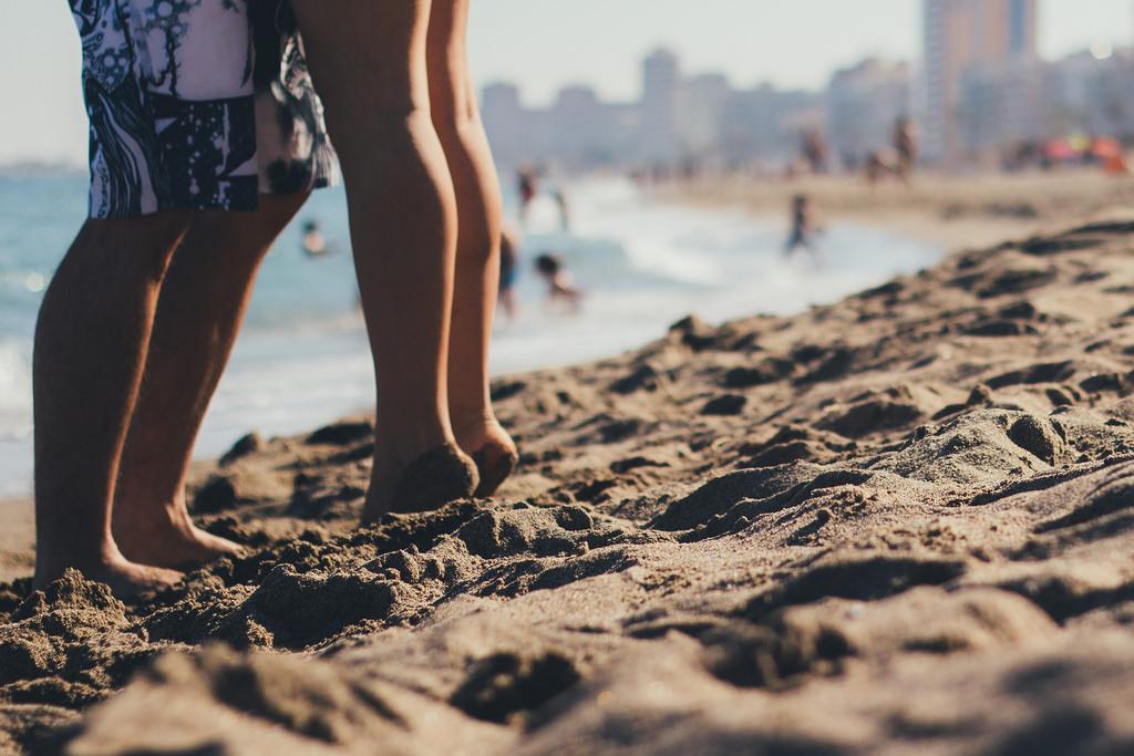vacaciones de forma litoral