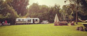 Camping veraniego