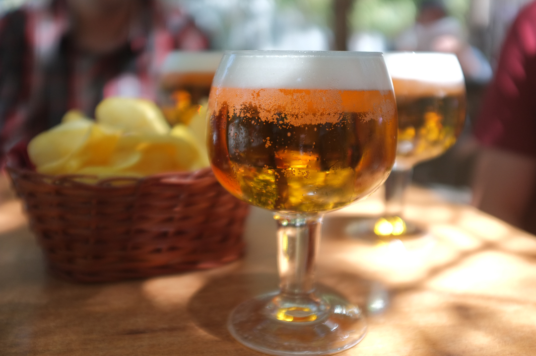 Cerveza en Semana Santa