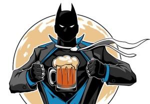 Los superhéroes también cervecean