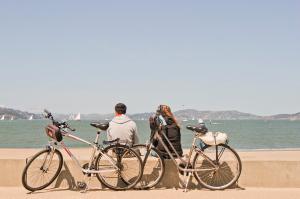 Las bicicletas (también) son para la primavera