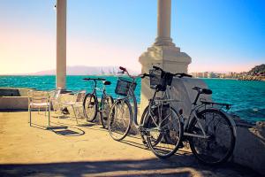 Las bicicletas también son para la primavera