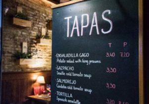 Jamón, paella y cerveza: los favoritos de los turistas que visitan España