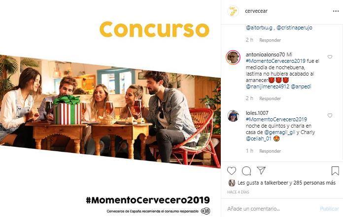 #MomentoCervecero2019_cervecear
